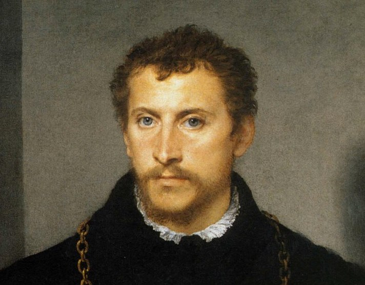 [Clio Team] 1540 Titien Portrait d'homme dit L'Homme aux yeux glauques ou Le Jeune Anglais