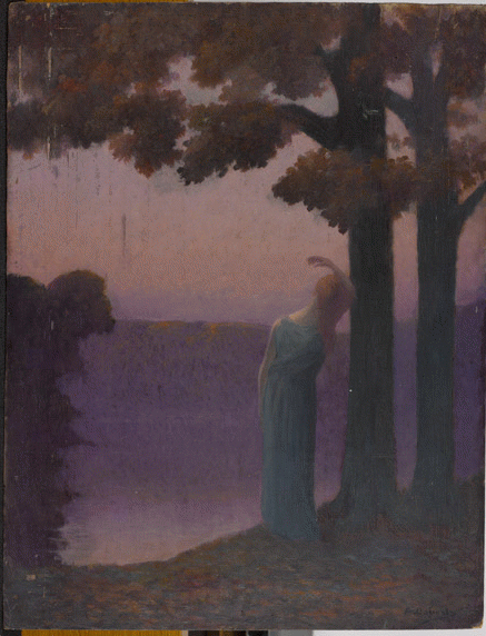 alphonse-osbert-melancolie-du-soir-en-1926-huile-sur-bois-h-0-53-l-0-405-musee-dorsay