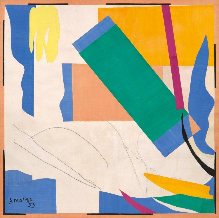 Matisse 1952 Moma