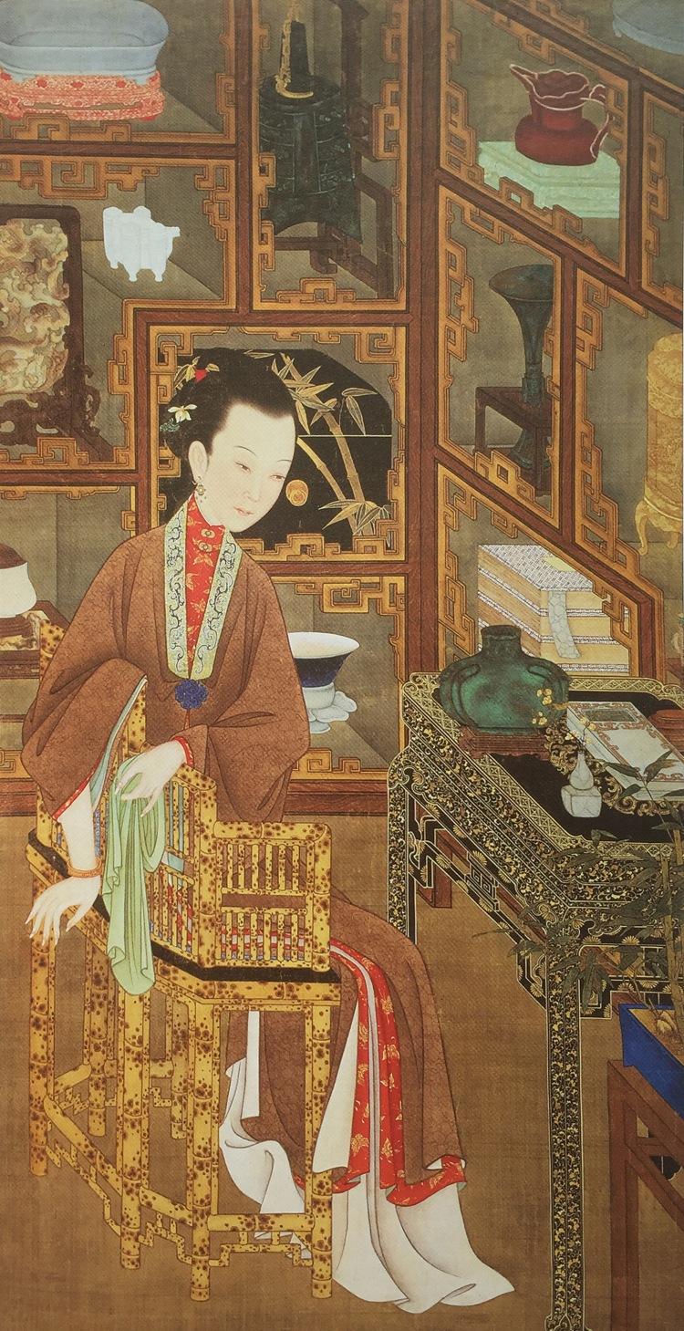 Les plaisirs de la favorite de l'empereur Yongzheng