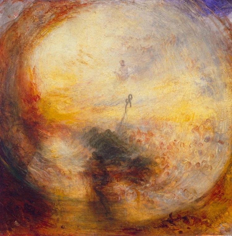 Lumière-et-couleur-(la-théorie-de-Goethe)-–-le-lendemain-du-déluge,-Moïse-écrivant-le-livre-de-la-genèse