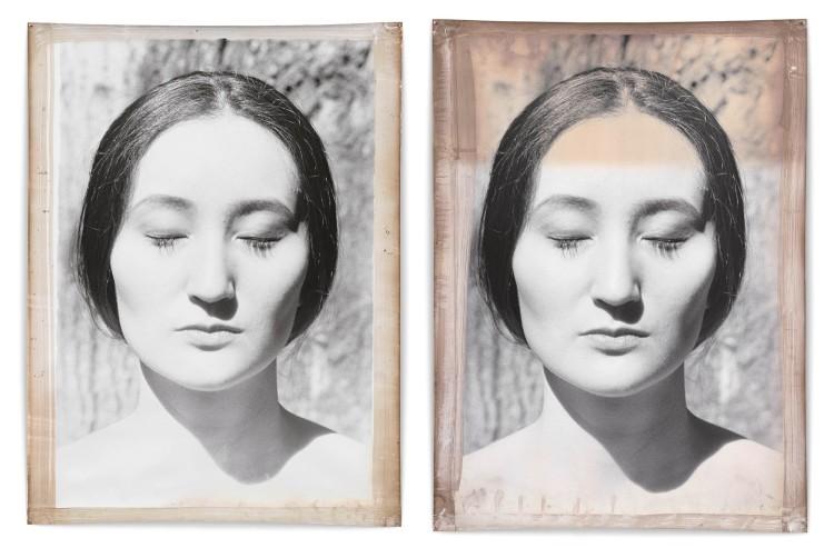 "Jeff Cowen""aikusya"", 2014Silbergelatineabzug, Auflage 1/1each 174 x 127  cm"