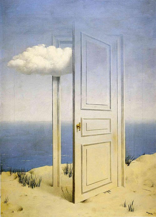 René Magritte The Victory (1939)