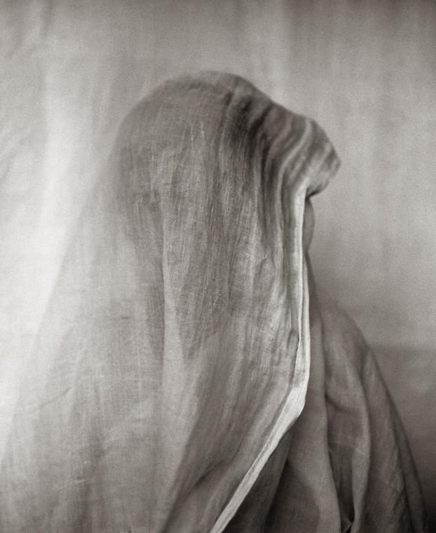 "Fazal Sheikh, Neela Dey (""Sapphire""), Vrindavan, India, 2005, from the series Moshka"