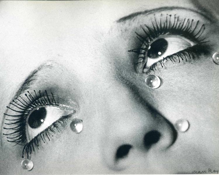 larmes Man Ray
