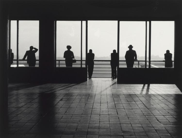 Sao Paulo airport, 1965, German Lorca