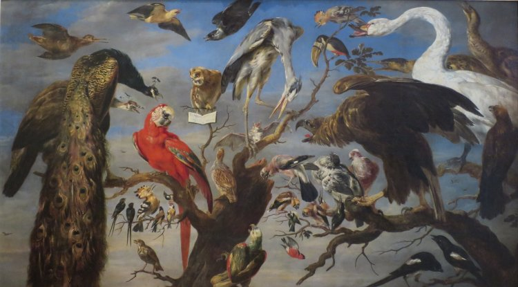 Frans_Snyders_-_Concert_of_Birds_-_WGA21527